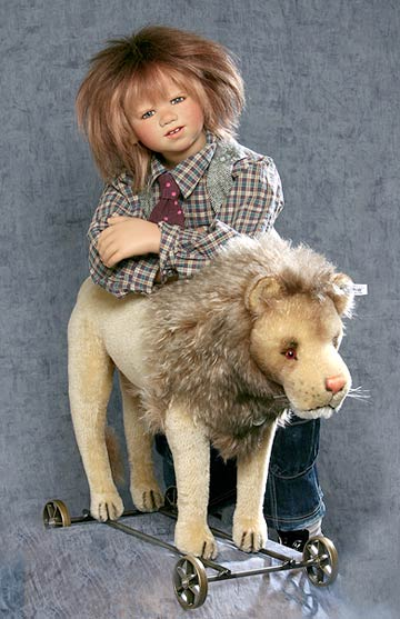 Eddie by Annette Himstedt
