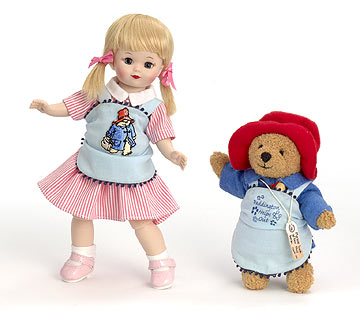 Paddington Bear Helps Out 65065 by by Madame Alexander<br>