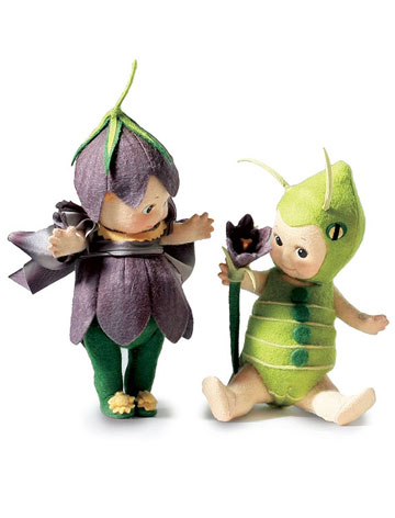 Crocus and Caper Kewpie Set