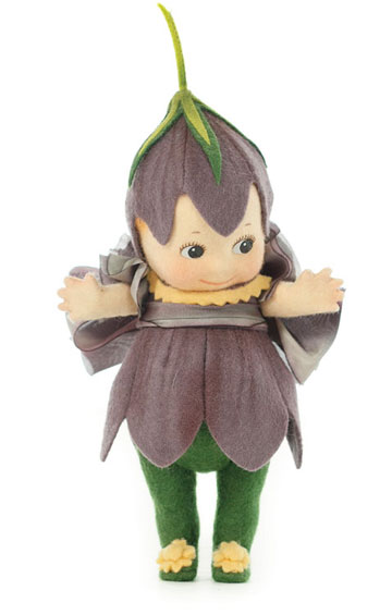 Crocus and Caper Kewpie Set by R. John Wright