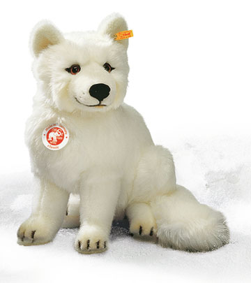 Studio Arctic Fox Sitting EAN 501401