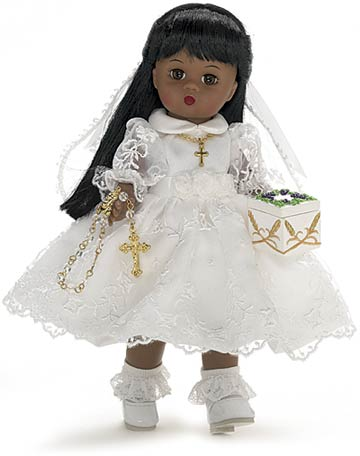 My First Communion Dark Skin Tone 38578