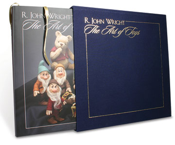 The Art of Toys Deluxe Version Signed & Numbered