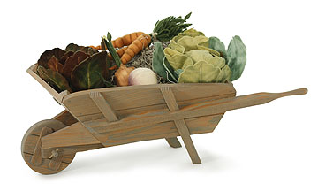 Beatrix Potter Garden Wheelbarrow