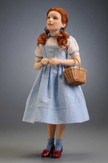 Dorothy By R John Wright At The Toy Shoppe