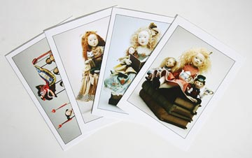 Selections From Friedericy Dolls Cards