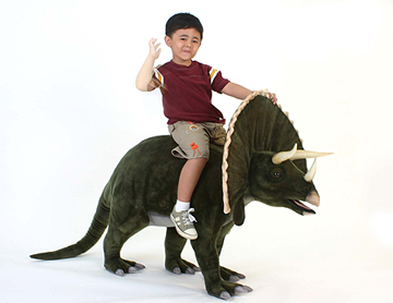 Triceratops 52 inch Ride-on 5314