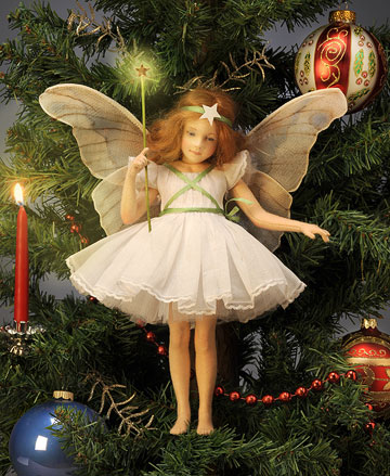 The Christmas Tree Fairy