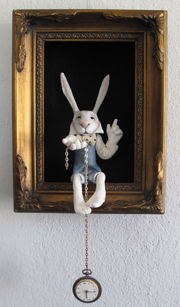 White Rabbit Shadowbox