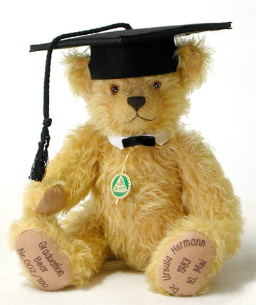 Personalized Graduation Bear 16060-9