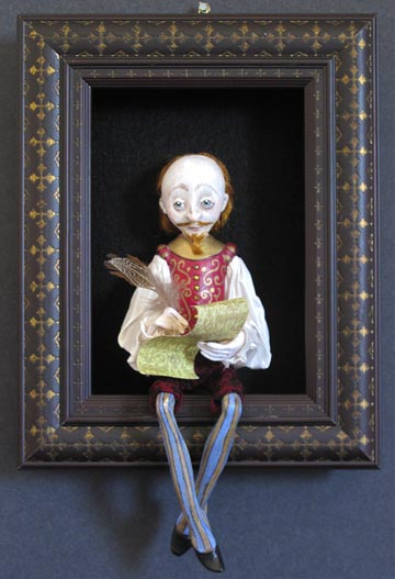 Shakespeare Shadowbox