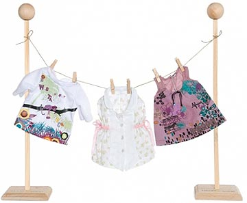 Kidz'n'Cats Shirt And Blouse Set