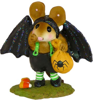 Little Halloween Bat M-345a