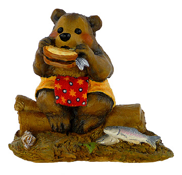 Lunch On A Log Mustard BB-3