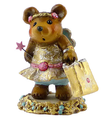 Sugar Plum Fairy Bear BB-15a