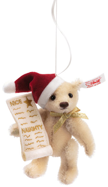 Naughty Or Nice Ornament EAN 682032