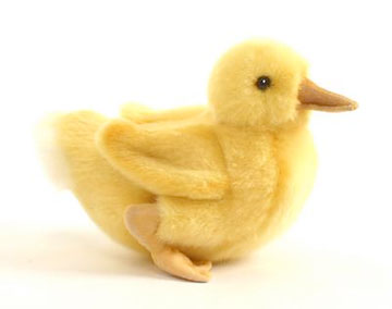 Duck Chick With Feet 4857