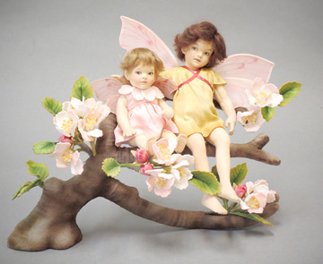 The Apple Blossom Fairies