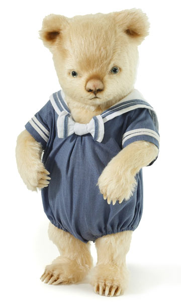 Benjamin Toddler Bear