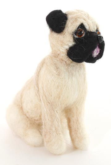 Pug by Designs By Karen