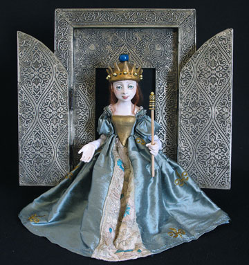 The Little Princess Shadowbox