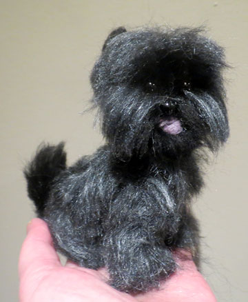 Cairn Terrier Black