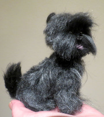 Cairn Terrier Black by Designs By Karen