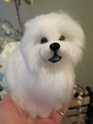 American Eskimo by Designs By Karen