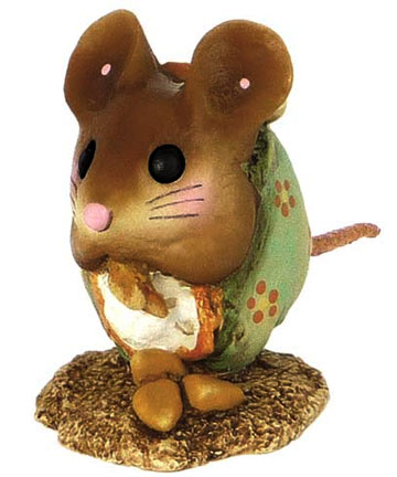 Parsley Green Nibble Mouse NM-1