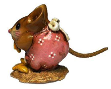 Sweet Rose Nibble Mouse NM-1