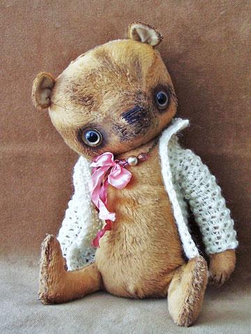 Alla Bears Handmade Teddy Bears Dogs Amp Animals At The