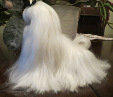 Maltese Show Coat by Designs By Karen