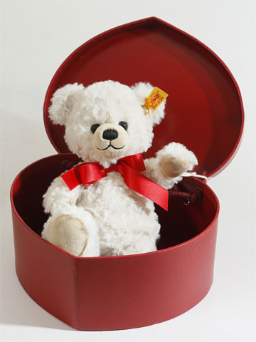 I Love You Suitcase Bear EAN 109904