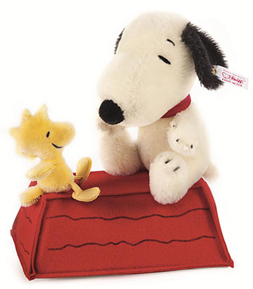 Snoopy And Woodstock On Rooftop EAN 682360