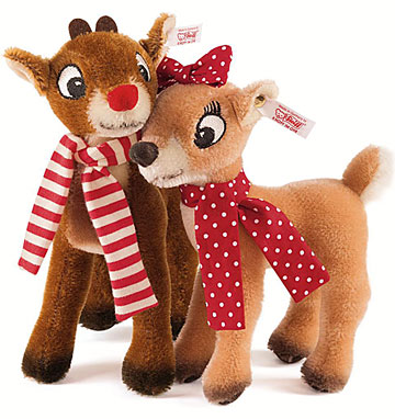 Rudolph And Clarice EAN 682346