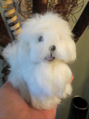 Coton De Tulear By Designs By Karen At The Toy Shoppe