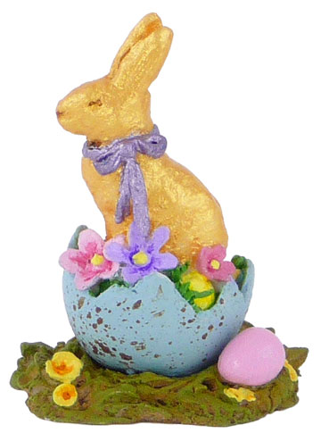 Chocolate Easter Bunny A-19