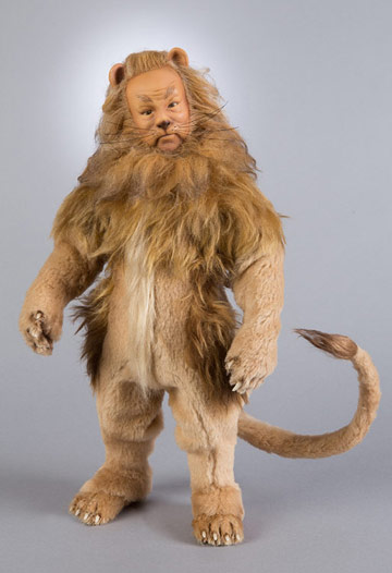 Cowardly Lion by R. John Wright