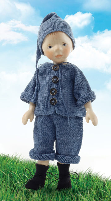 Boy In Blue Knit DJ036
