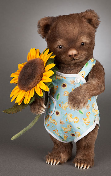 Christopher Toddler Bear