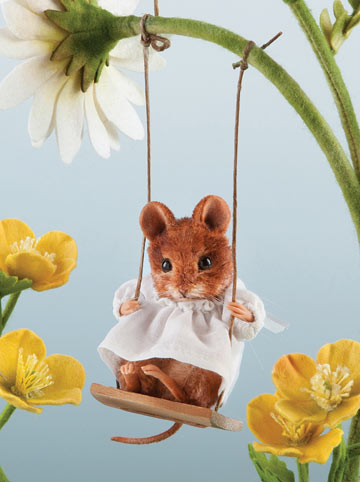 Ida The Summer Mouse by R. John Wright