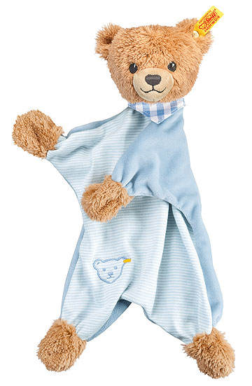 Sleep Well Bear Comforter, Blue EAN 239588