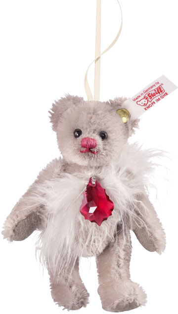 Teddy Bear Florentine Ornament EAN 034695