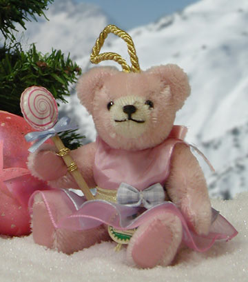 Sugar Girl Candy Ornament 22283-3