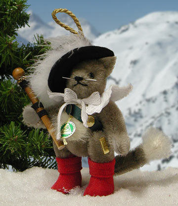 Puss in Boots Ornament 22284-0