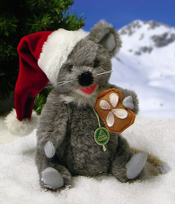 Little Christmas Mouse 22340-3