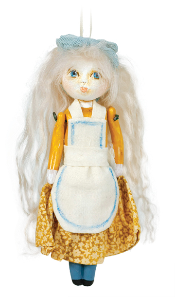 Nursery Alice Ornament