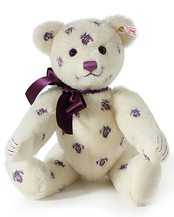 Iris Teddy Bear