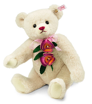 Pansy, The Springtime Teddy EAN 682773