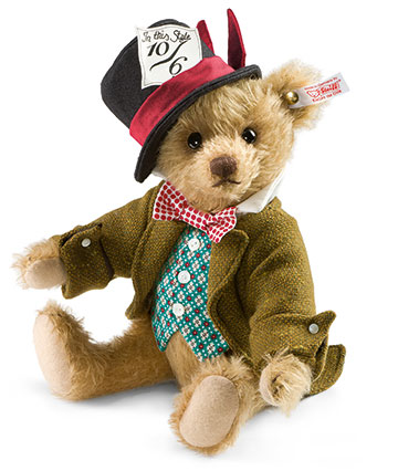 Mad Hatter Teddy EAN 034497